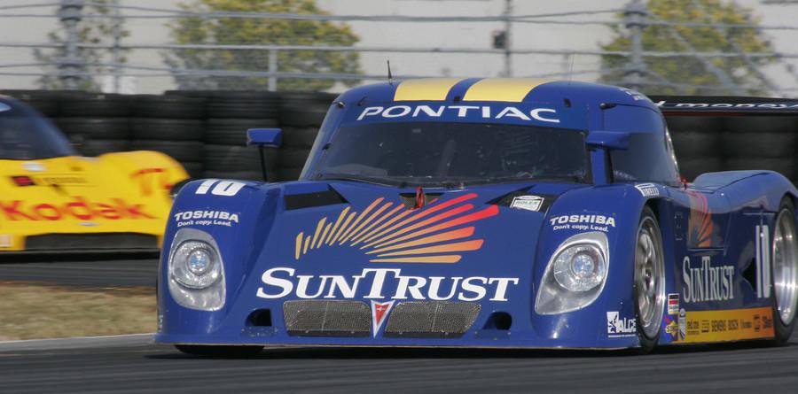 Testing, testing in Daytona, day two
