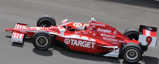 IndyCar Dixon on top at Indy 500's Fast Friday