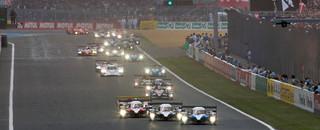 Le Mans Peugeot sets early pace at Le Mans