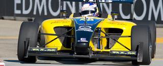 Atlantic Bomarito wins first race in Edmonton doubleheader