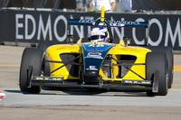 Bomarito wins first race in Edmonton doubleheader