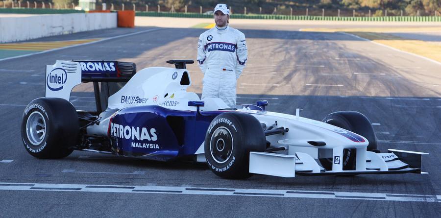 F1.09 pleases BMW Sauber's Heidfeld