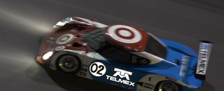 Grand-Am Franchitti out in front after nine hours at Daytona