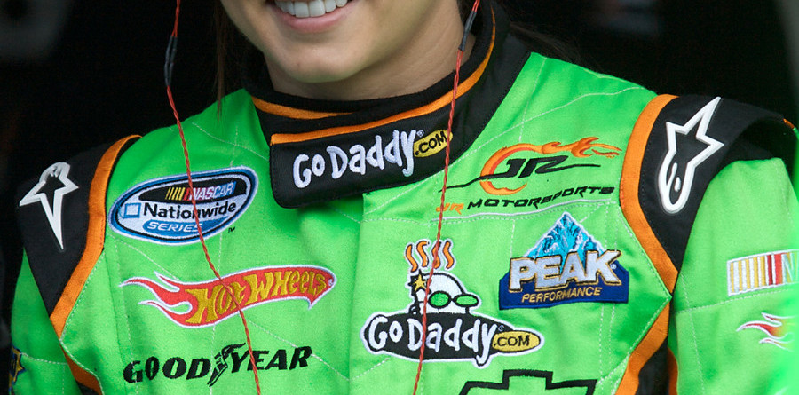 Danica Patrick ready for Nationwide Series debut