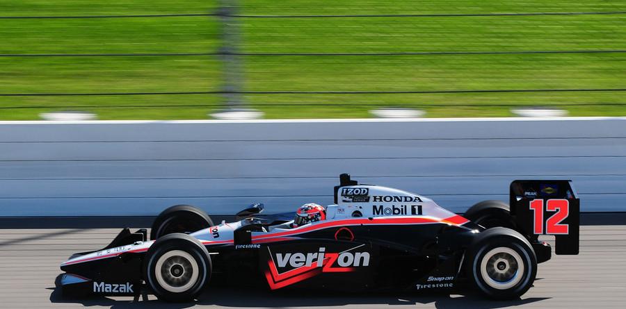 Power's Iowa pole extends Penske record