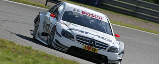 DTM Di Resta and Mercedes rule at Oschersleben