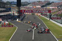 The going will get tough at Suzuka