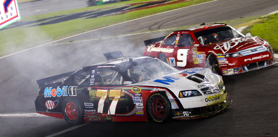 Kahne receives early walking papers from Petty