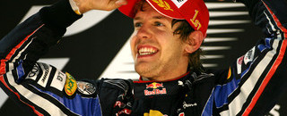 Formula 1 Vettel wins race and championship in Abu Dhabi