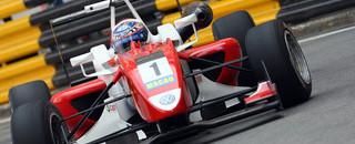 F3 Mortara makes history at Macau