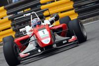 Mortara makes history at Macau