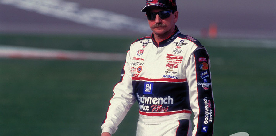 Ingram's Flat Spot On: Remembering 'The Intimidator'