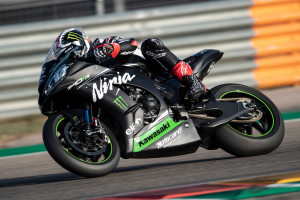Jerez-Test: Kawasaki verfeinert Jonathan Reas Weltmeister-Maschine