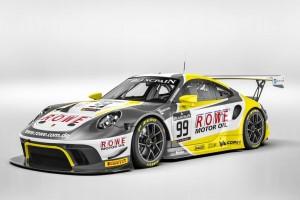 Blancpain-GT-Serie: Rowe wechselt von BMW zu Porsche