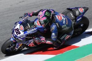 Jerez-Test: Bestzeit für Yamaha, BMW trifft erstmals auf die WSBK-Gegner