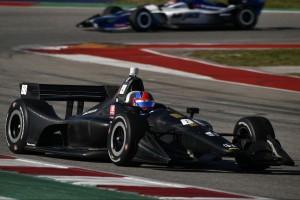IndyCar-Test Austin, Tag 1: Rookie Colton Herta am schnellsten