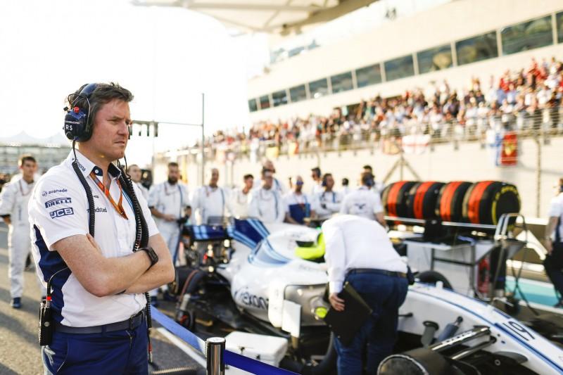 Ex-Williams-Cheftechniker Smedley wird Technik-Experte der Formel 1