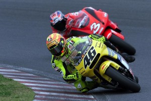 Max Biaggi zur Rivalität mit Rossi: