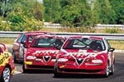 Puchar Alfa Romeo 156 2.0 Grupa N