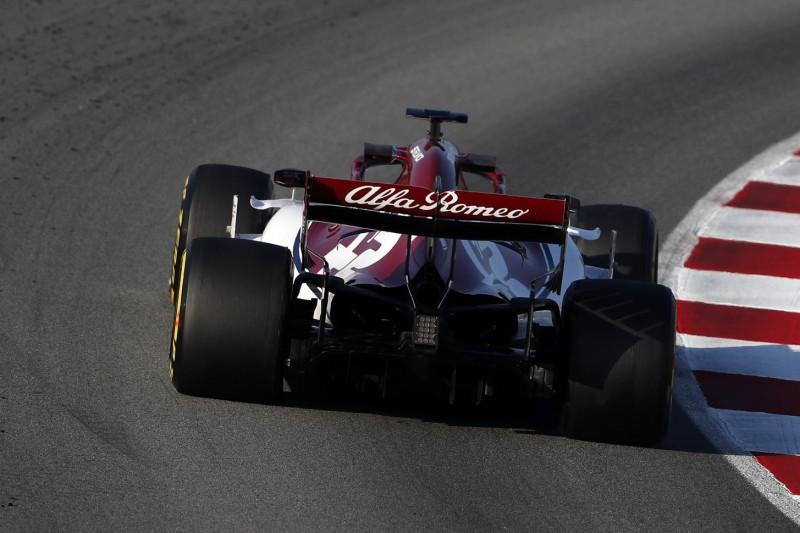 Kimi Räikkönen: Das Mittelfeld ist
