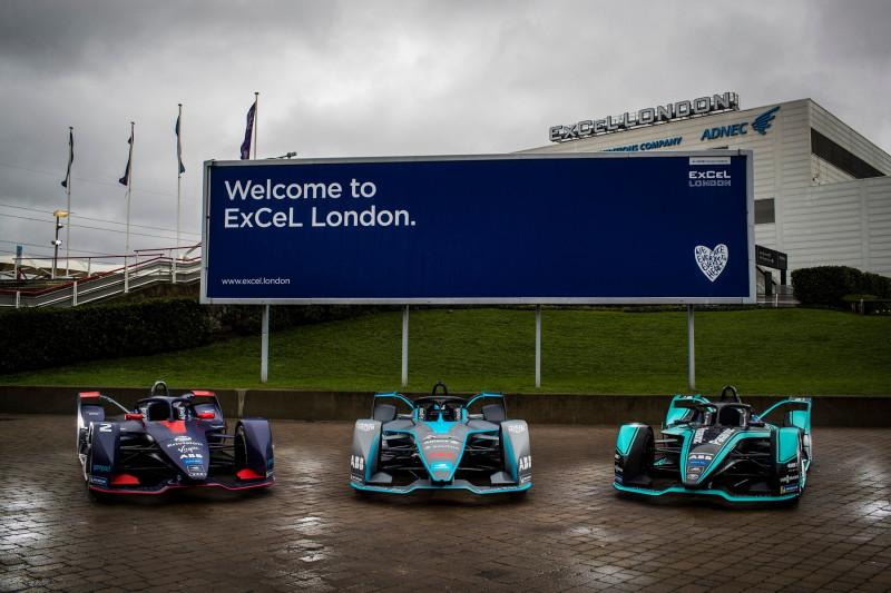 Formel E kehrt 2020 nach London zurück - mit Teil-Indoor-Kurs!