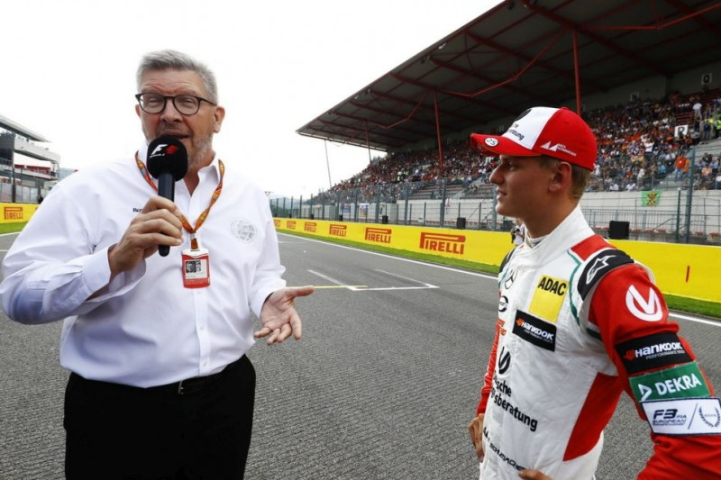 Ross Brawn: Kann Michael sehr stark in Mick Schumacher erkennen