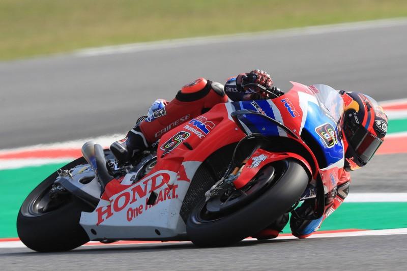 Wildcard-Start in Jerez: Honda belohnt Stefan Bradl für die Testarbeit