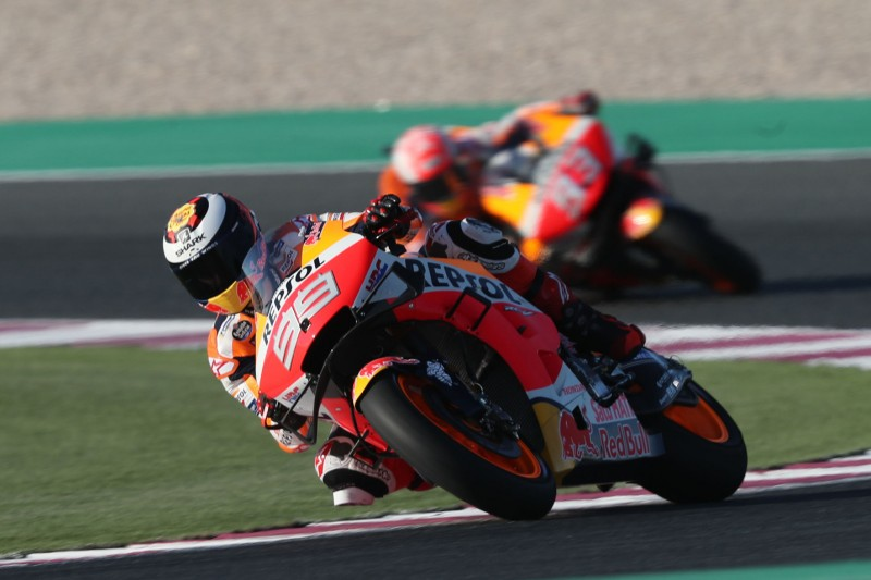 Honda: Fahrstile von Marc Marquez und Jorge Lorenzo