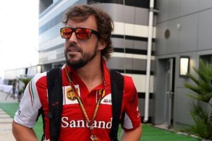 Alonso odchodzi z Ferrari