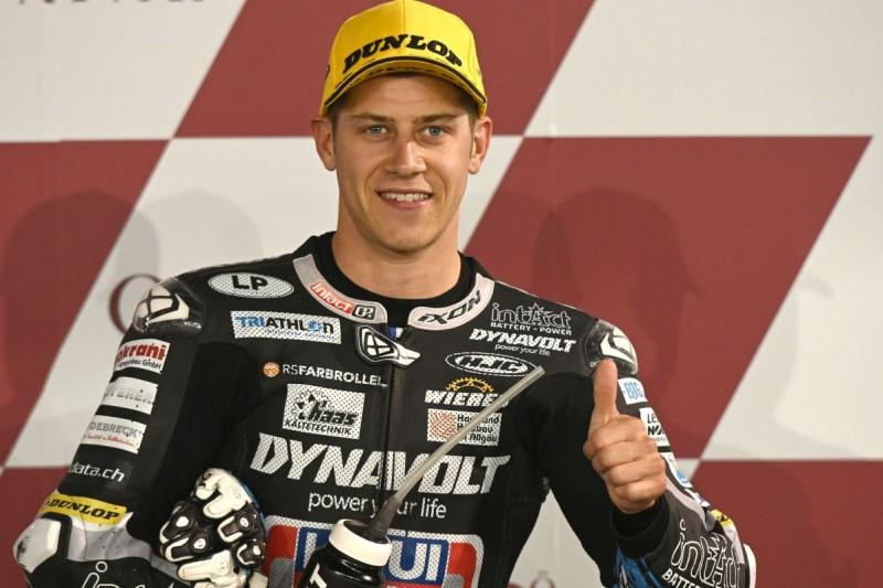 Marcel Schrötter nach erster Pole-Position: