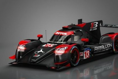 Rebellion pokazał LMP1