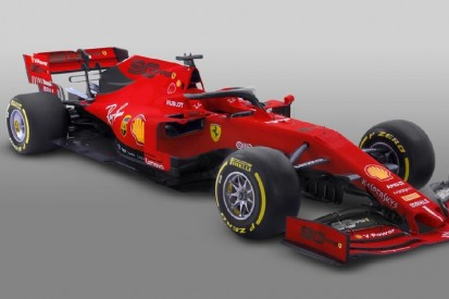 Ferrari präsentiert neues Design für Formel-1-Auftakt 2019