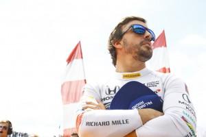 Fernando Alonso: Erster IndyCar-Test am Texas Motor Speedway
