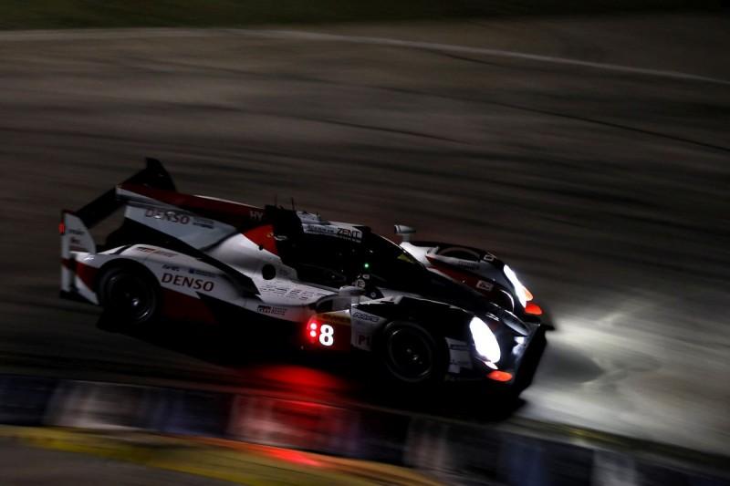 1.000 Meilen Sebring 2019: Alonso mit Streckenrekord bei Toyota-Pole