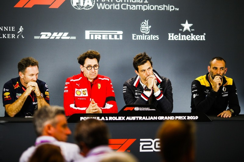 Teamchefs: Lieber zehn gute Formel-1-Teams als zwei neue schlechte