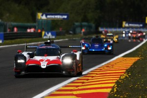 WEC Spa 2019: Vorläufige Starterliste mit 35 Autos