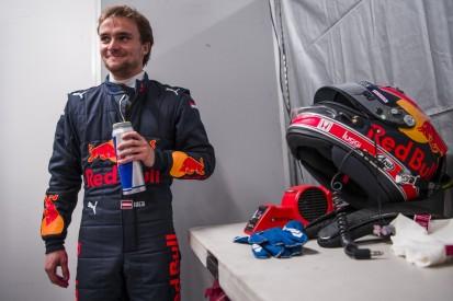 "Red-Bull-Juniorteam: Gerhard Berger hat bei Auer-Deal ""sicher geholfen"""