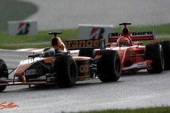 Special: Maleisië 2001, Verstappen briljant