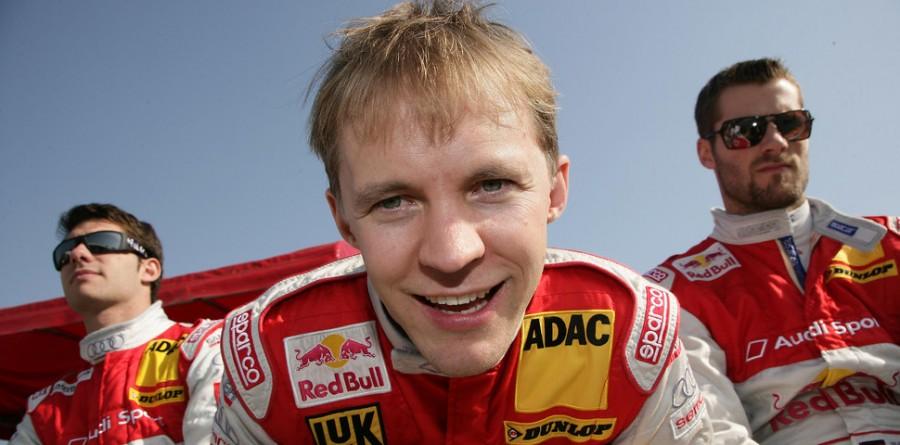 DTM countdown: Mattias Ekström's race against time