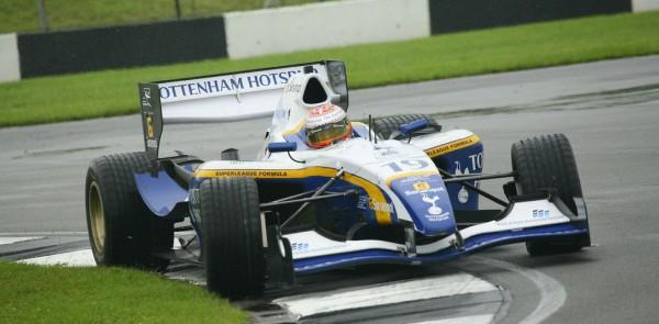 Superleague Formula interviews Craig Dolby