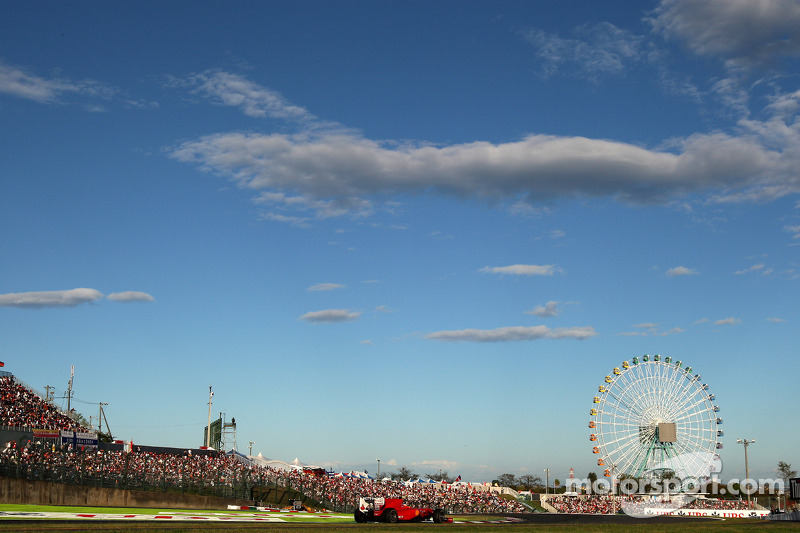 Suzuka inks new GP deal for 2012