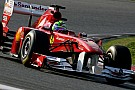 Ferrari Barcelona test report 2011-03-10