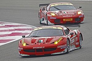 European Le Mans Ferrari Paul Ricard test report 2011-03-12