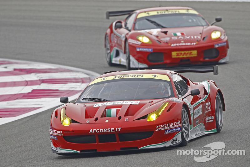 Ferrari Paul Ricard test report 2011-03-12
