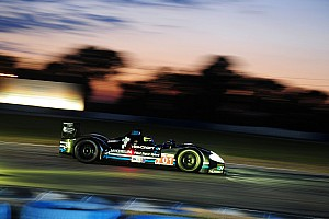 ALMS HIghcroft Racing Thursday report