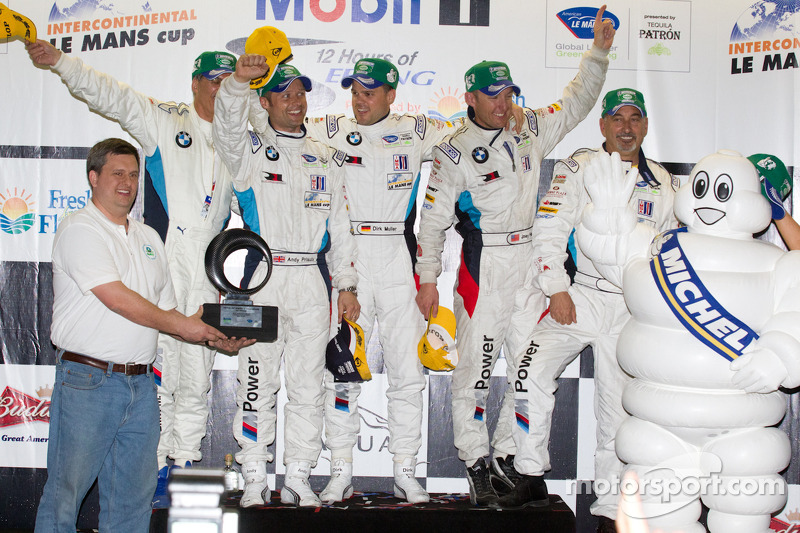 BMW Team RLL race report