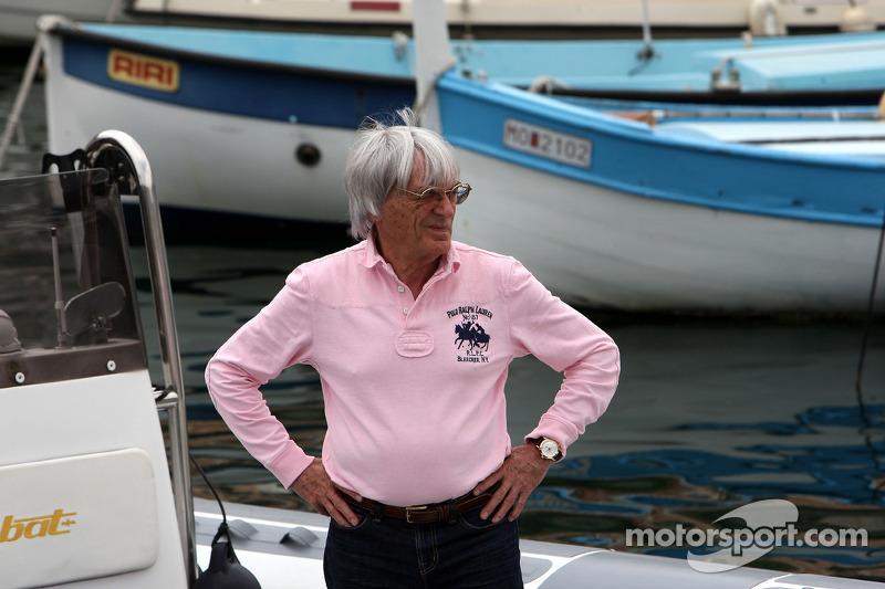 Staten Island plays down F1 race rumours