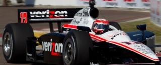 IndyCar Power Repeats, Picks up St. Pete Pole