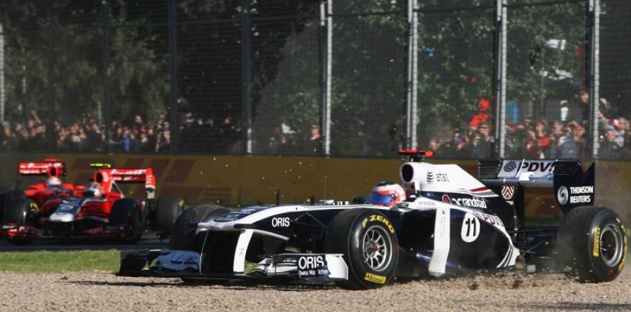 FIA glitch grounded Barrichello's wing in Australia