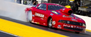 NHRA Buddy Perkinson heads to Las Vegas